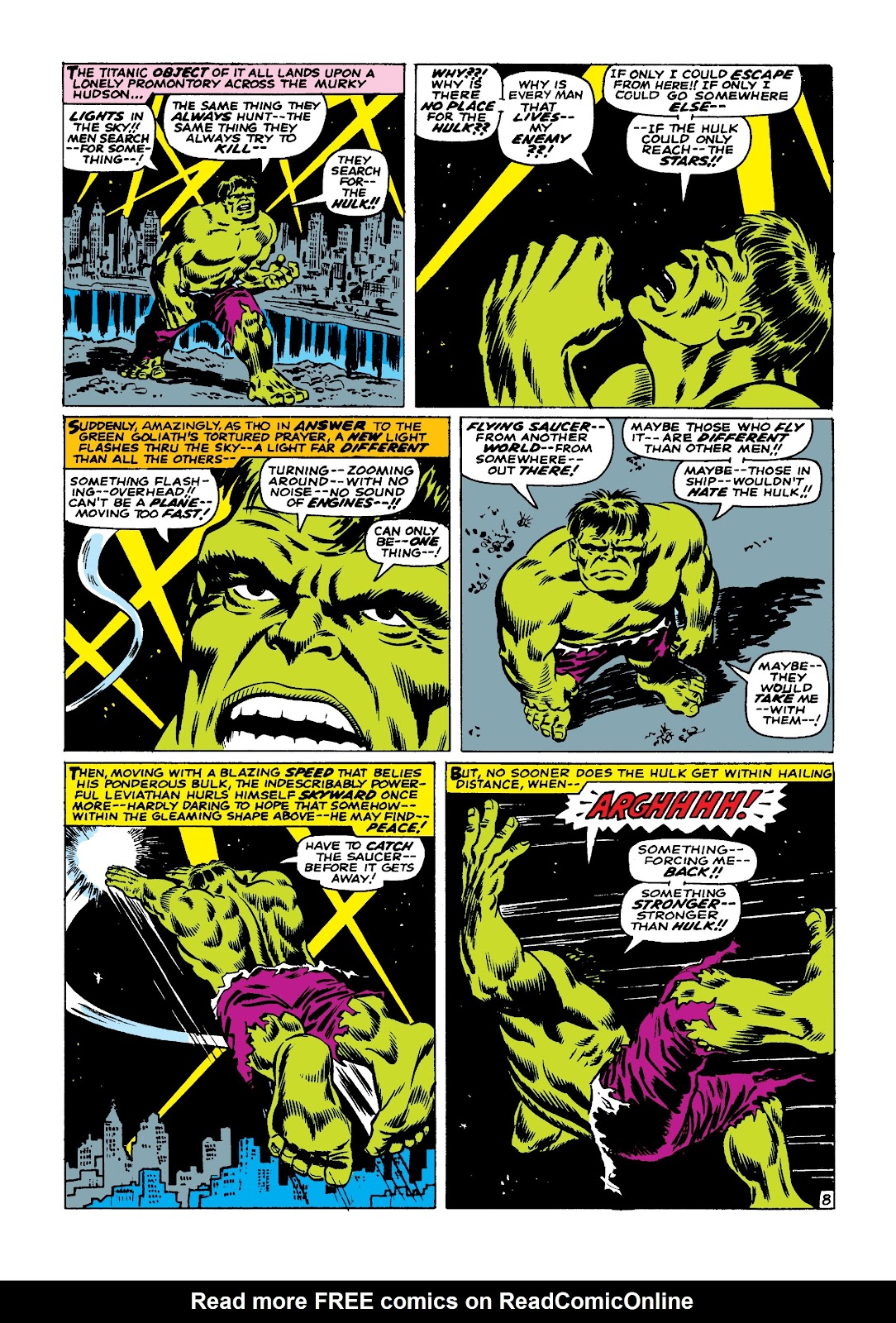 Read online Marvel Masterworks: The Incredible Hulk comic -  Issue # TPB 3 (Part 2) - 47