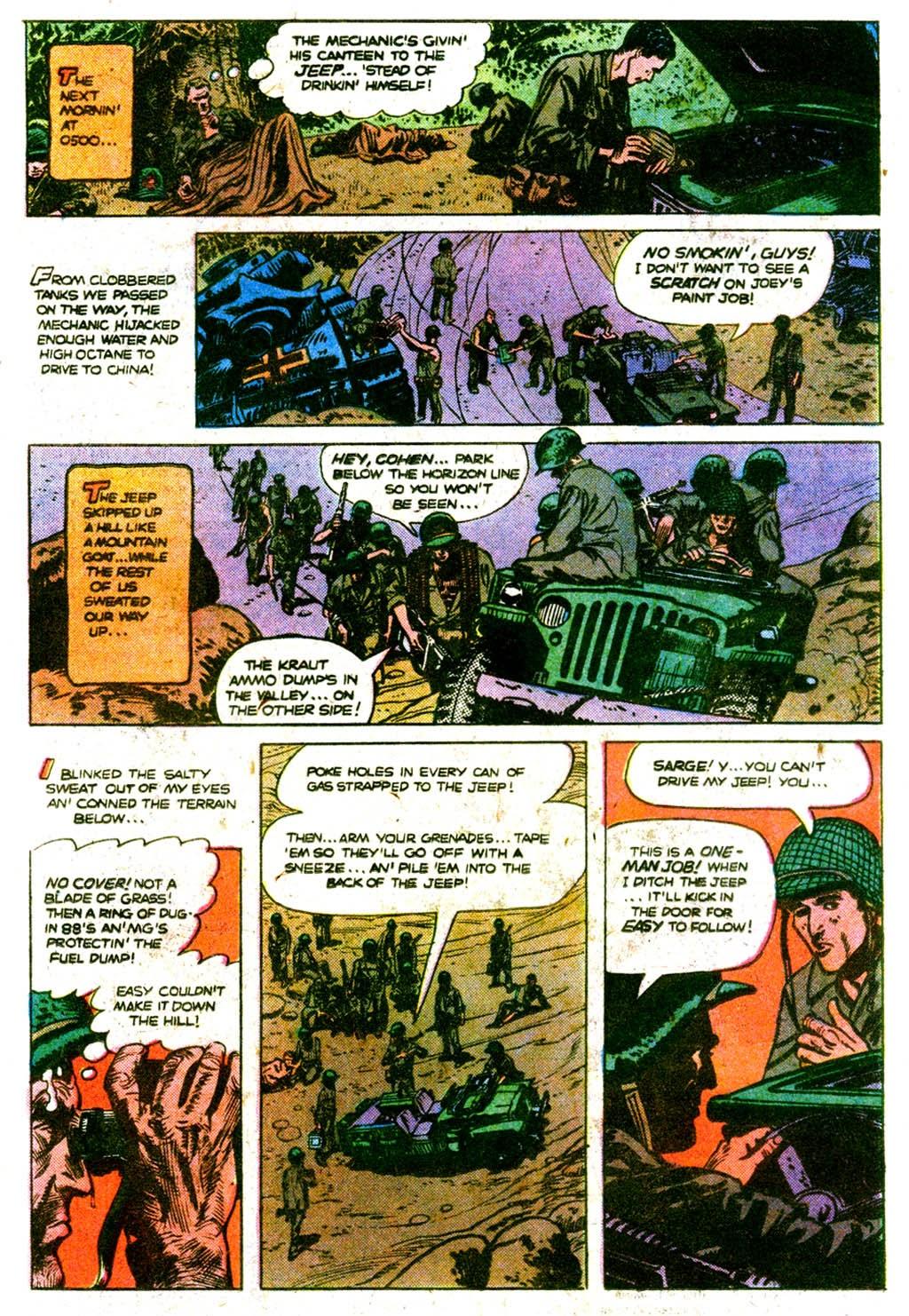 Read online Sgt. Rock comic -  Issue #313 - 14