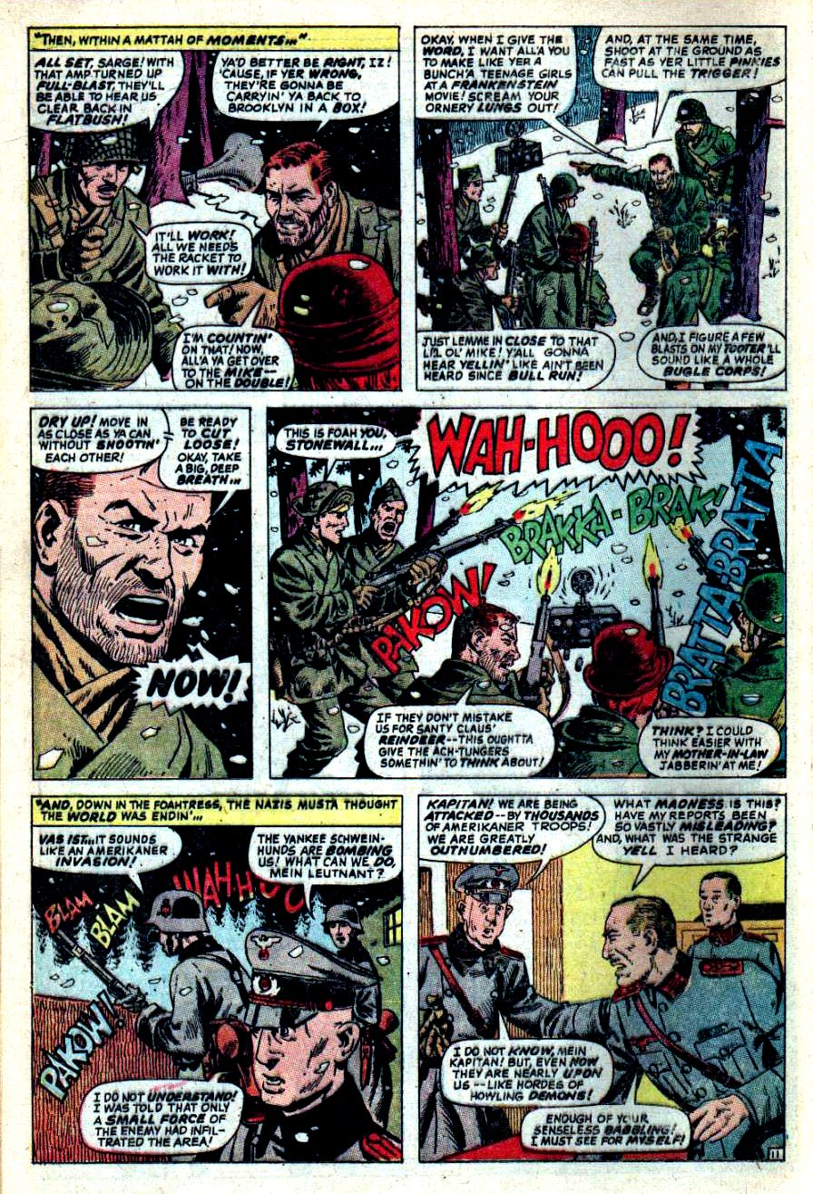 Read online Sgt. Fury comic -  Issue #44 - 16