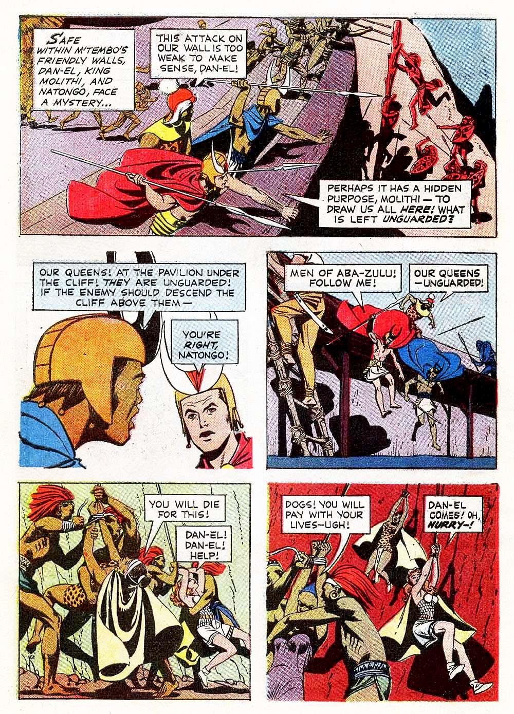 Tarzan (1962) issue 136 - Page 30