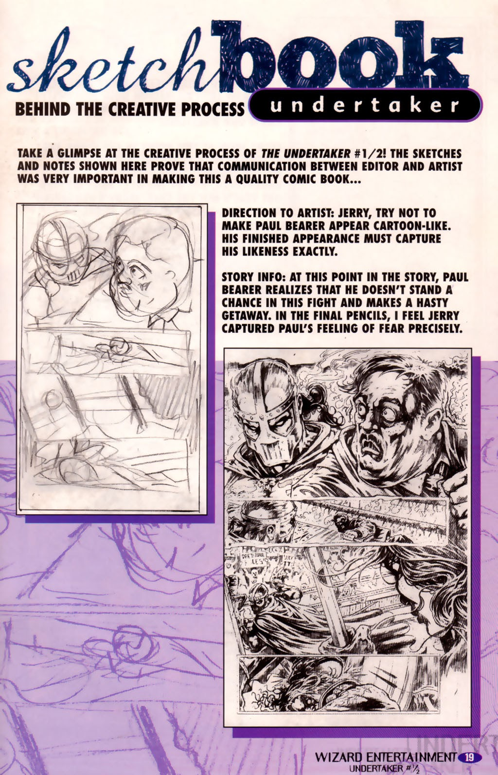Read online Undertaker (1999) comic -  Issue #0.5 - 18