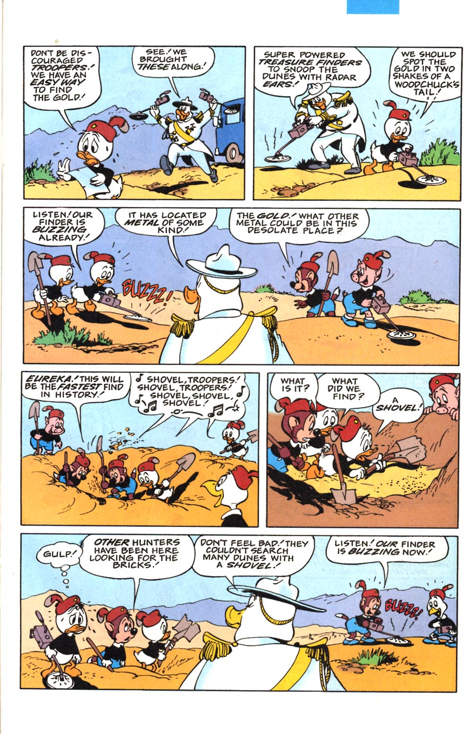 Read online Uncle Scrooge (1953) comic -  Issue #293 - 20