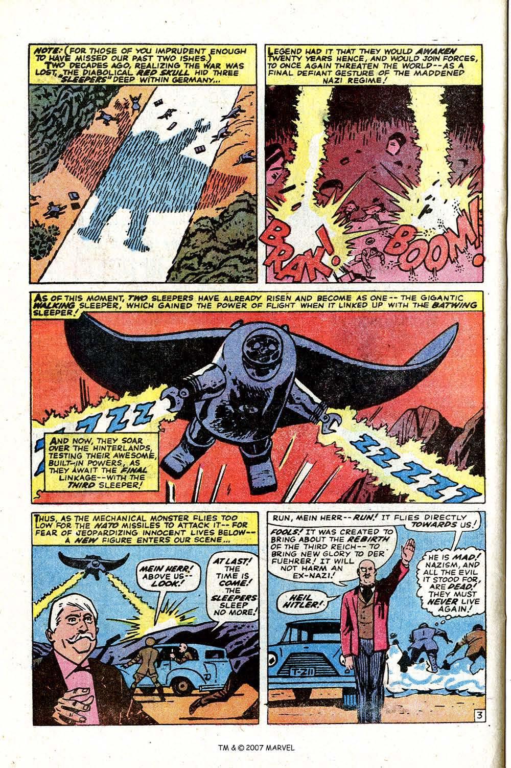Read online Captain America (1968) comic -  Issue # _Annual 2 - 32