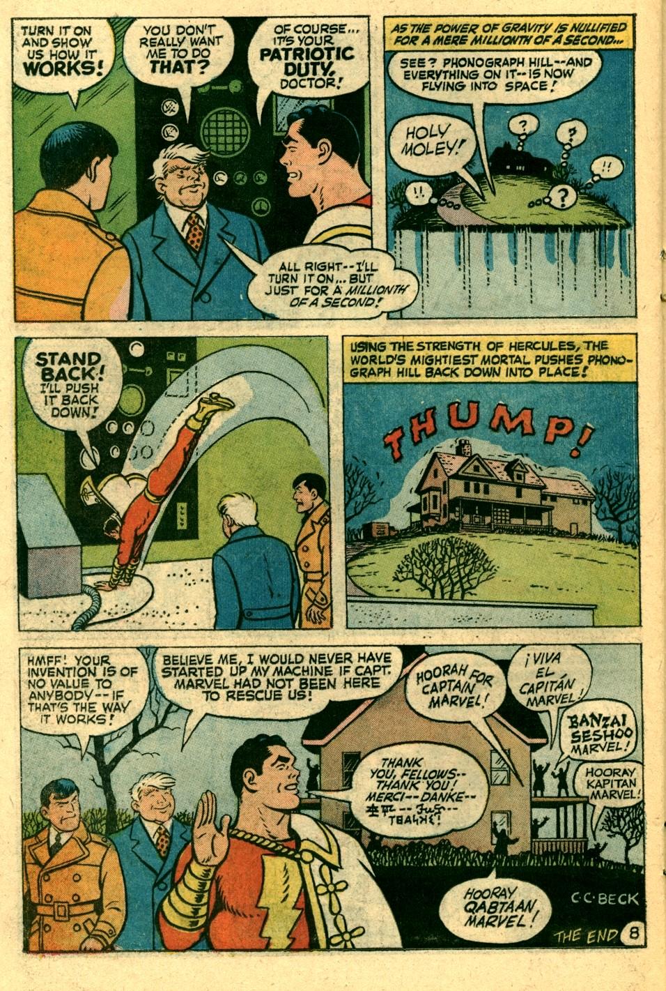 Read online Shazam! (1973) comic -  Issue #3 - 17