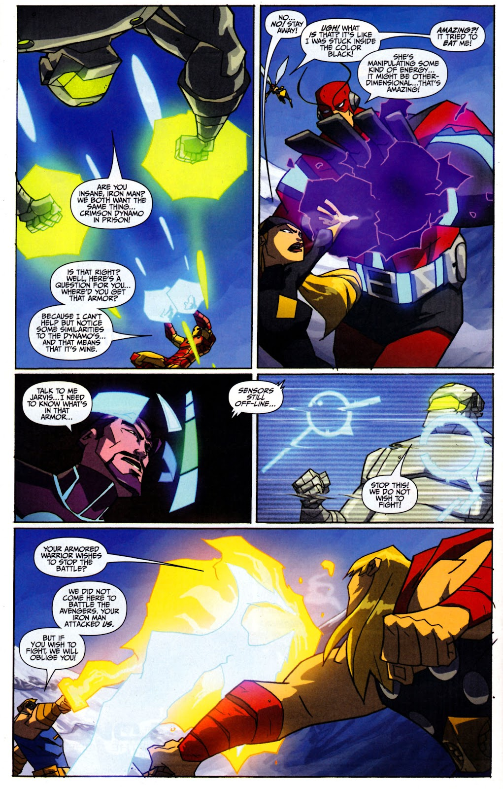 Avengers: Earth's Mightiest Heroes (2011) Issue #2 #2 - English 9