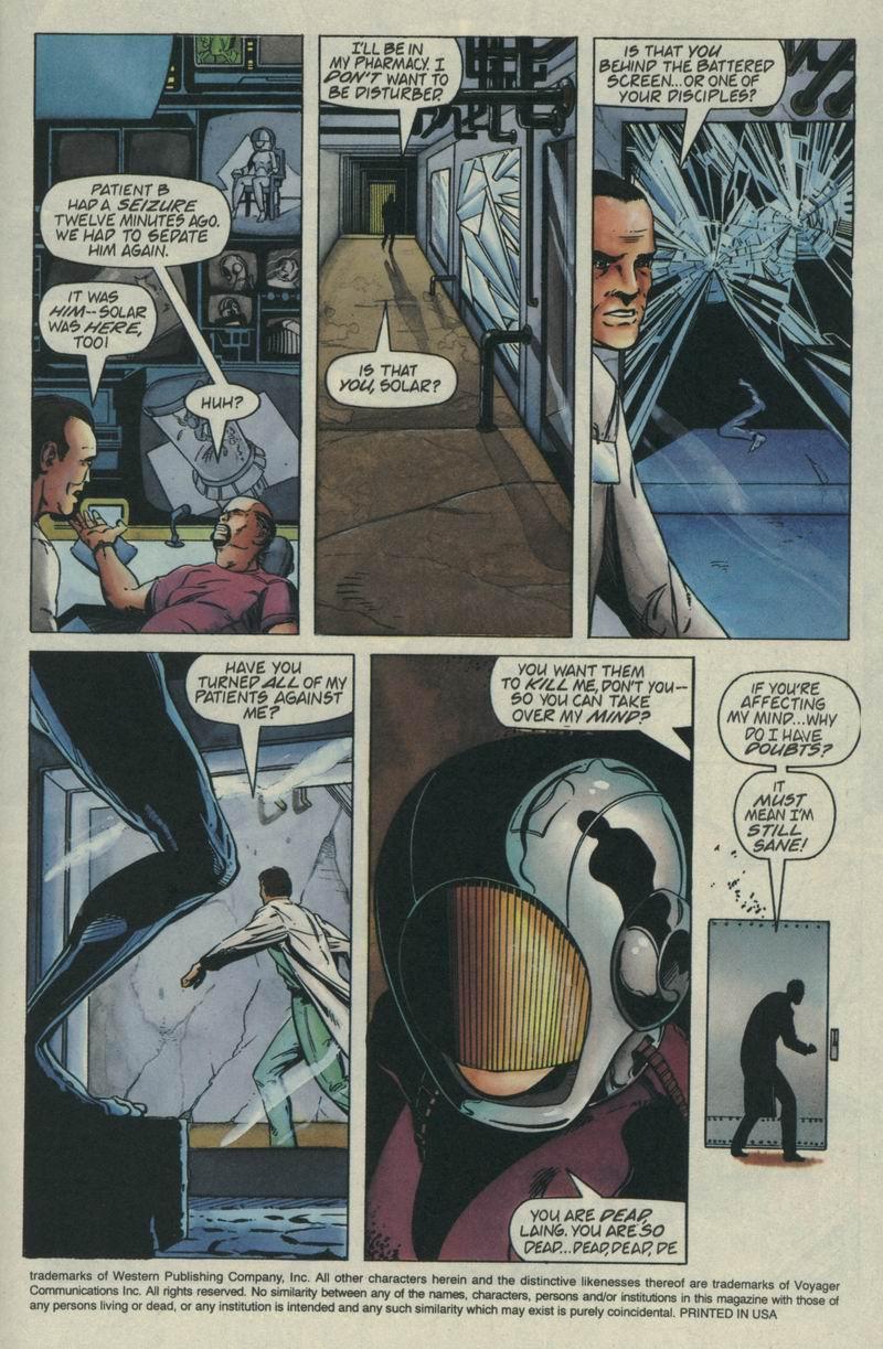 Read online Secret Weapons comic -  Issue #4 - 4