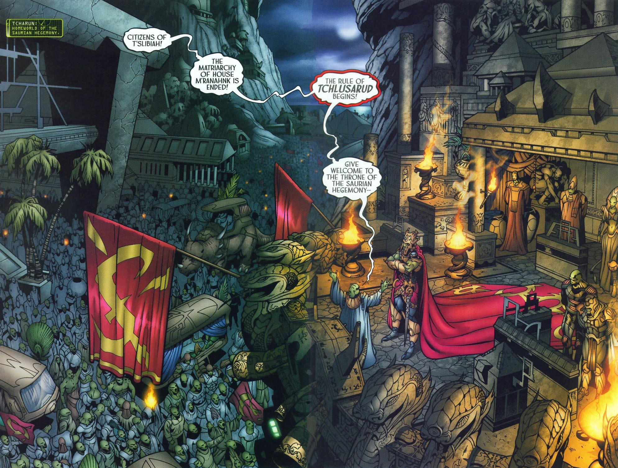 Read online Sigil (2000) comic -  Issue #38 - 4
