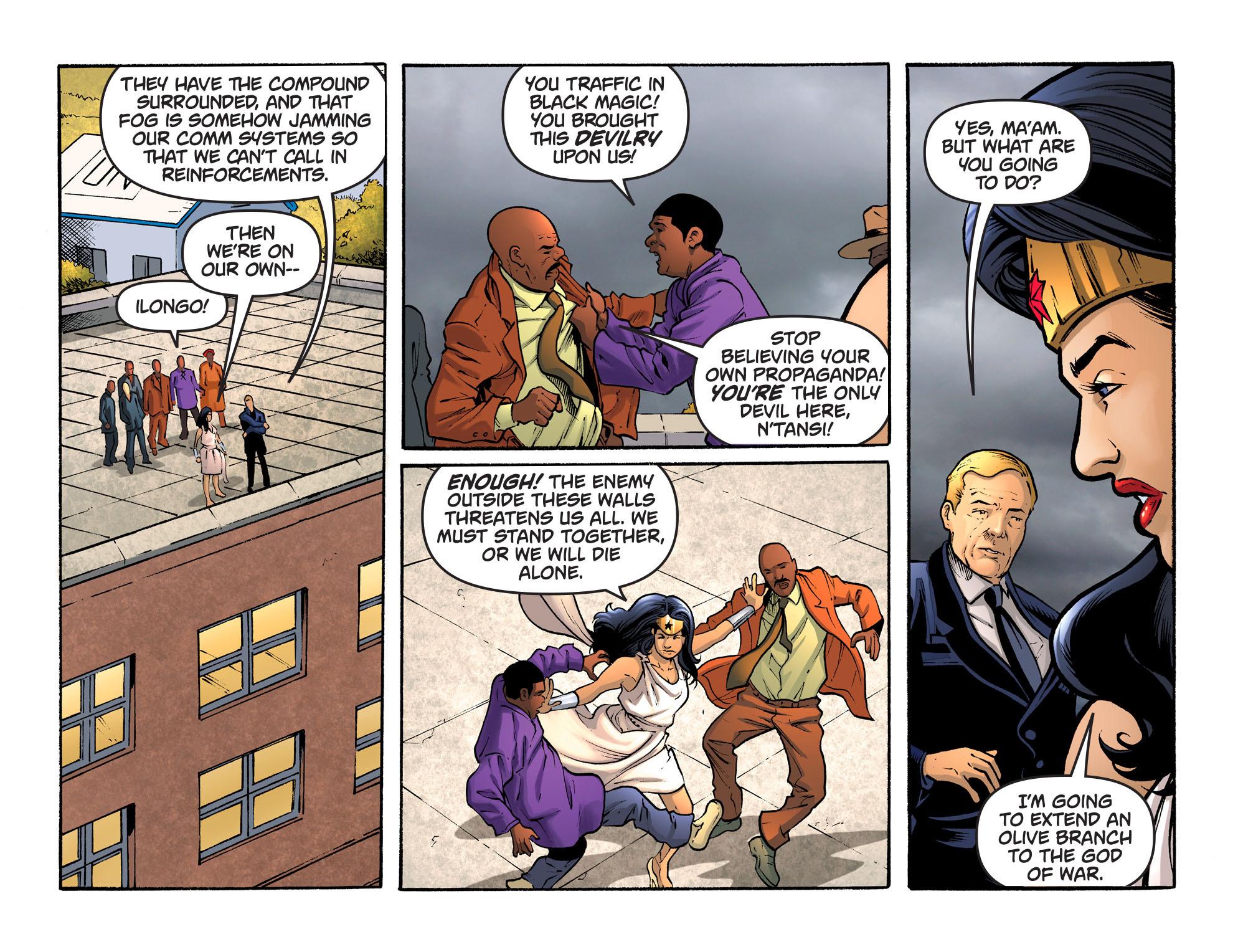 Read online Sensation Comics Featuring Wonder Woman comic -  Issue #34 - 15