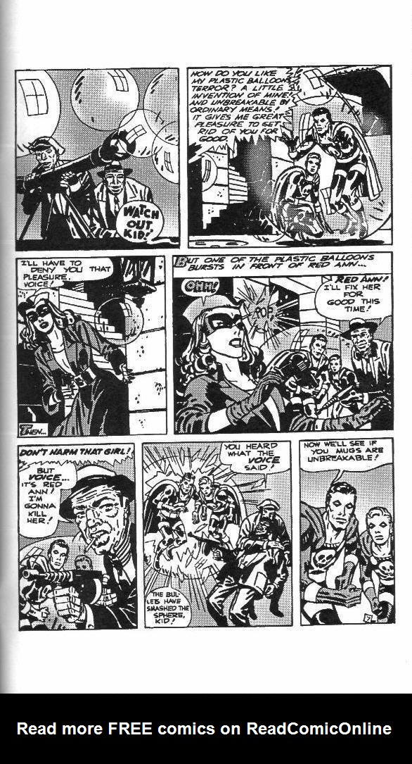 Read online Men of Mystery Comics comic -  Issue #48 - 49