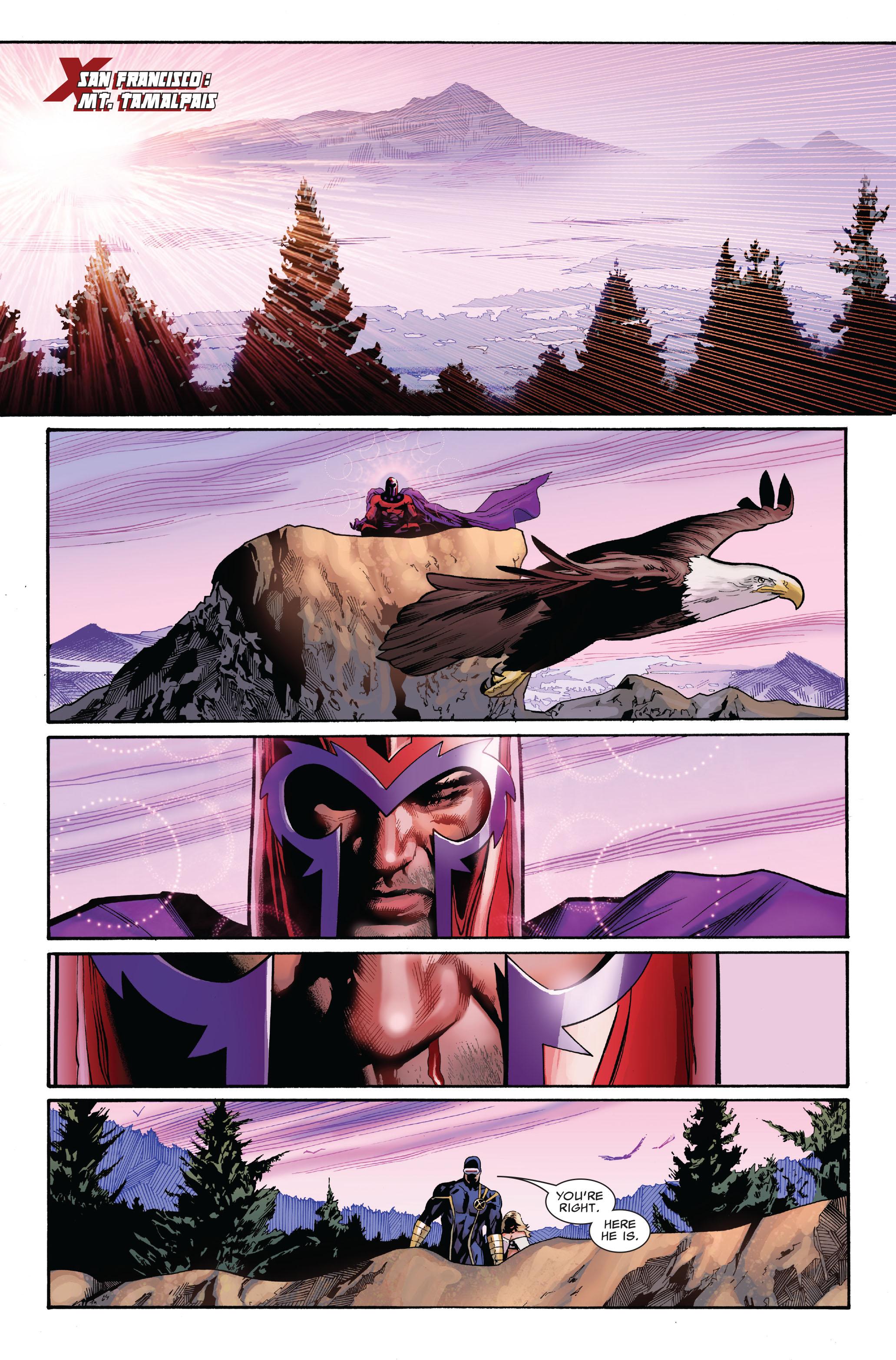 Read online Uncanny X-Men (1963) comic -  Issue #521 - 3