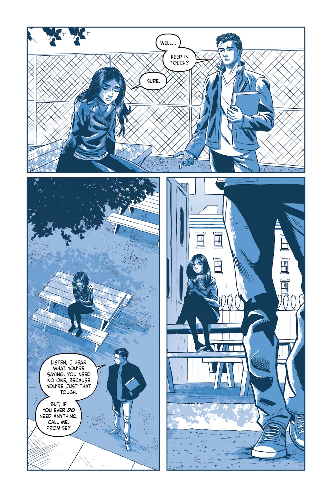 Read online Under the Moon: A Catwoman Tale comic -  Issue # TPB (Part 2) - 88