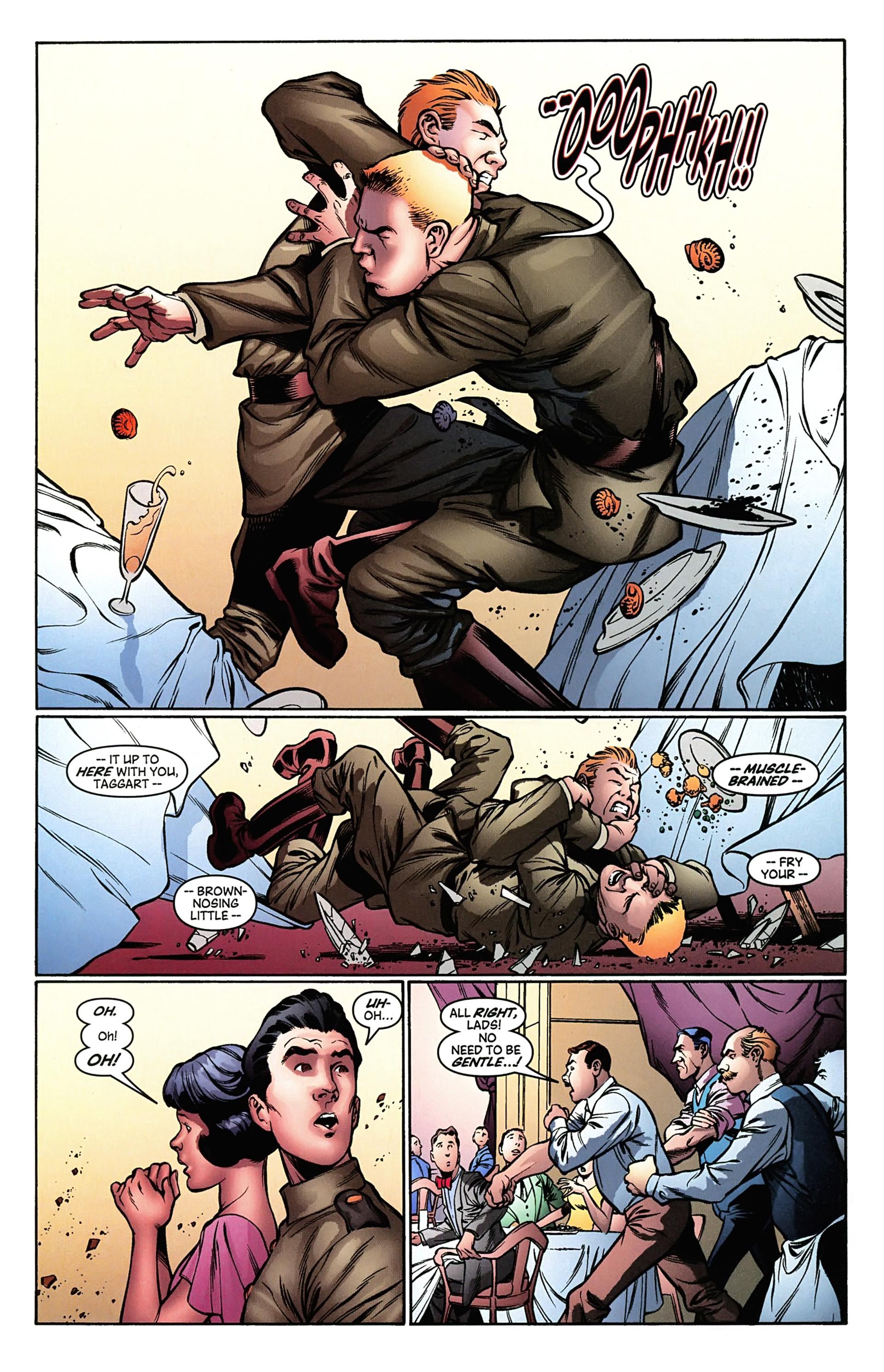 Read online Arrowsmith comic -  Issue #2 - 18