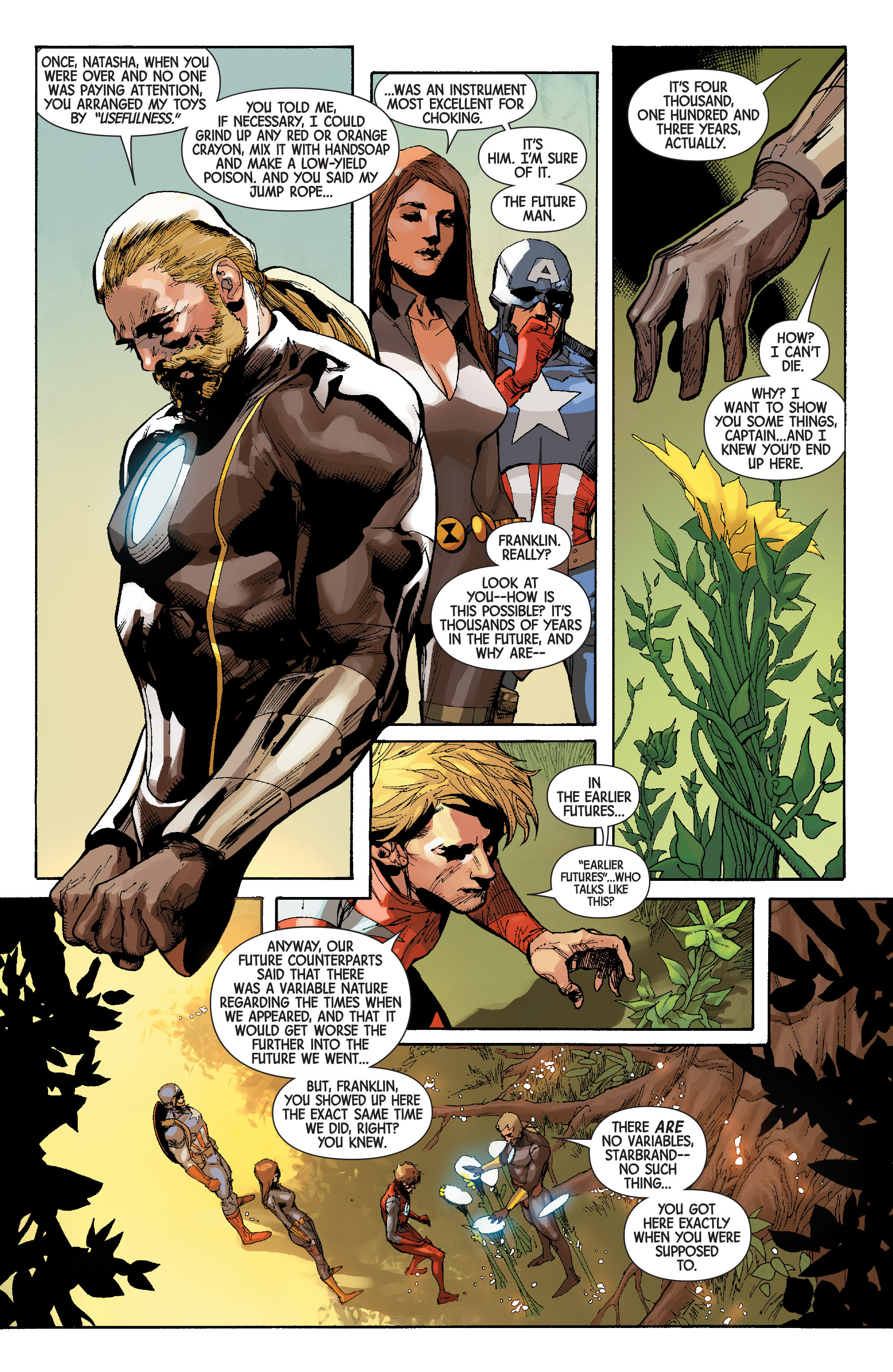 Read online Avengers (2013) comic -  Issue #32 - 7