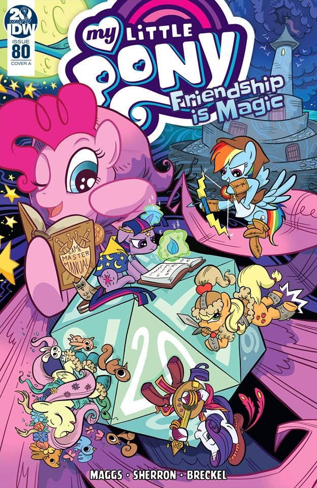 My Little Pony: Friendship is Magic 80 Page 1