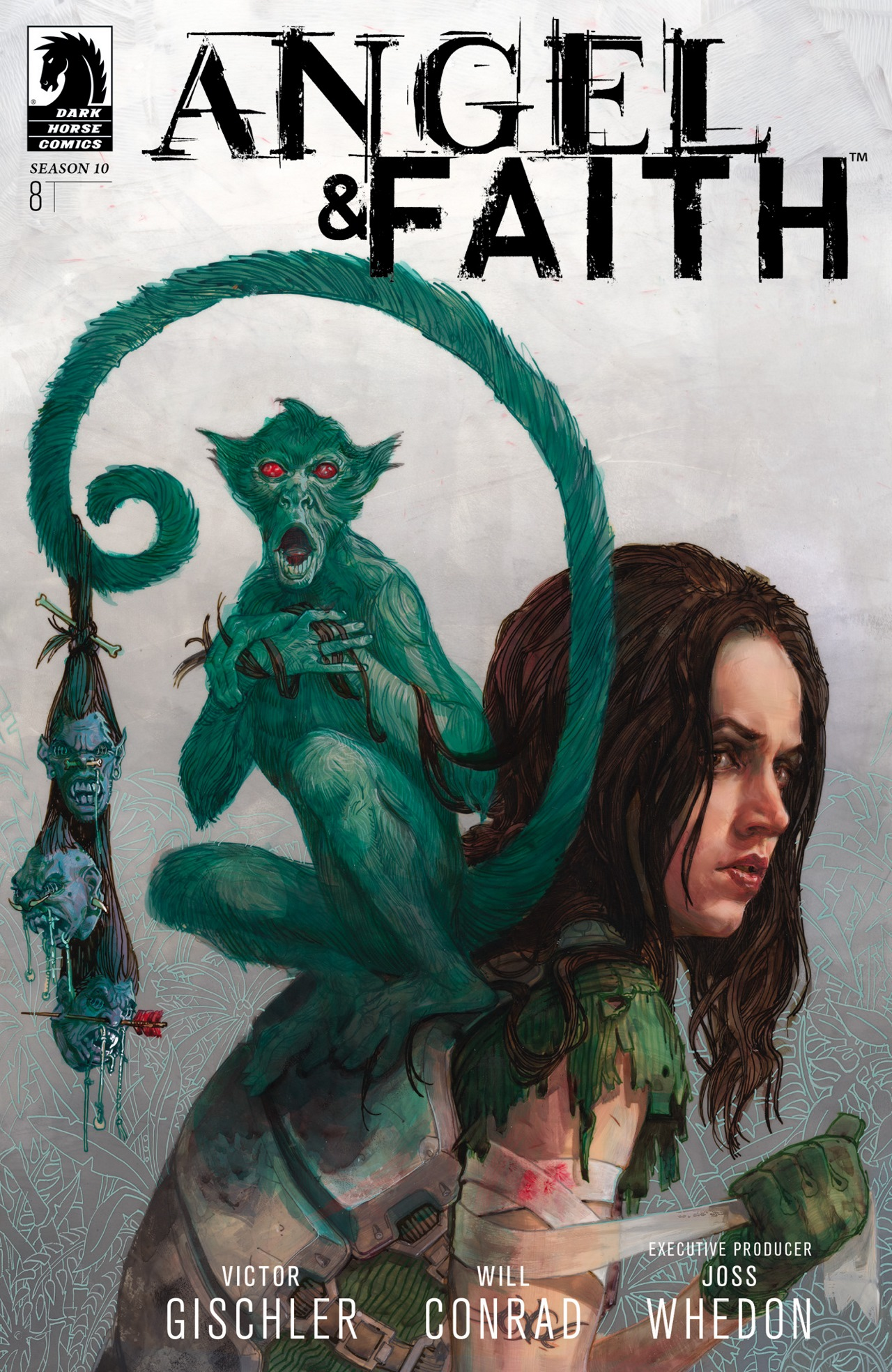 Read online Angel & Faith Season 10 comic -  Issue #8 - 1