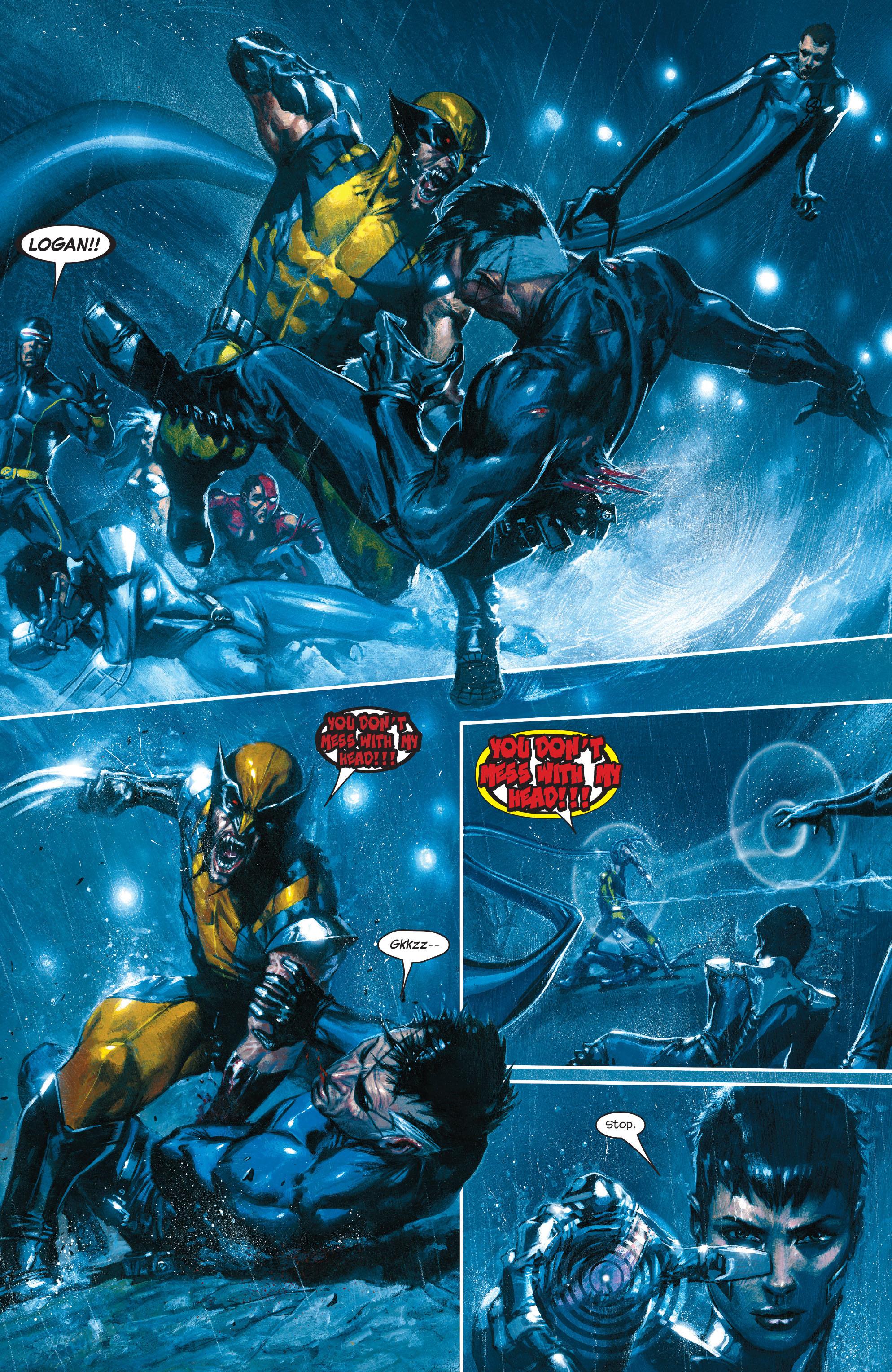 Read online Secret War comic -  Issue # Full - 115