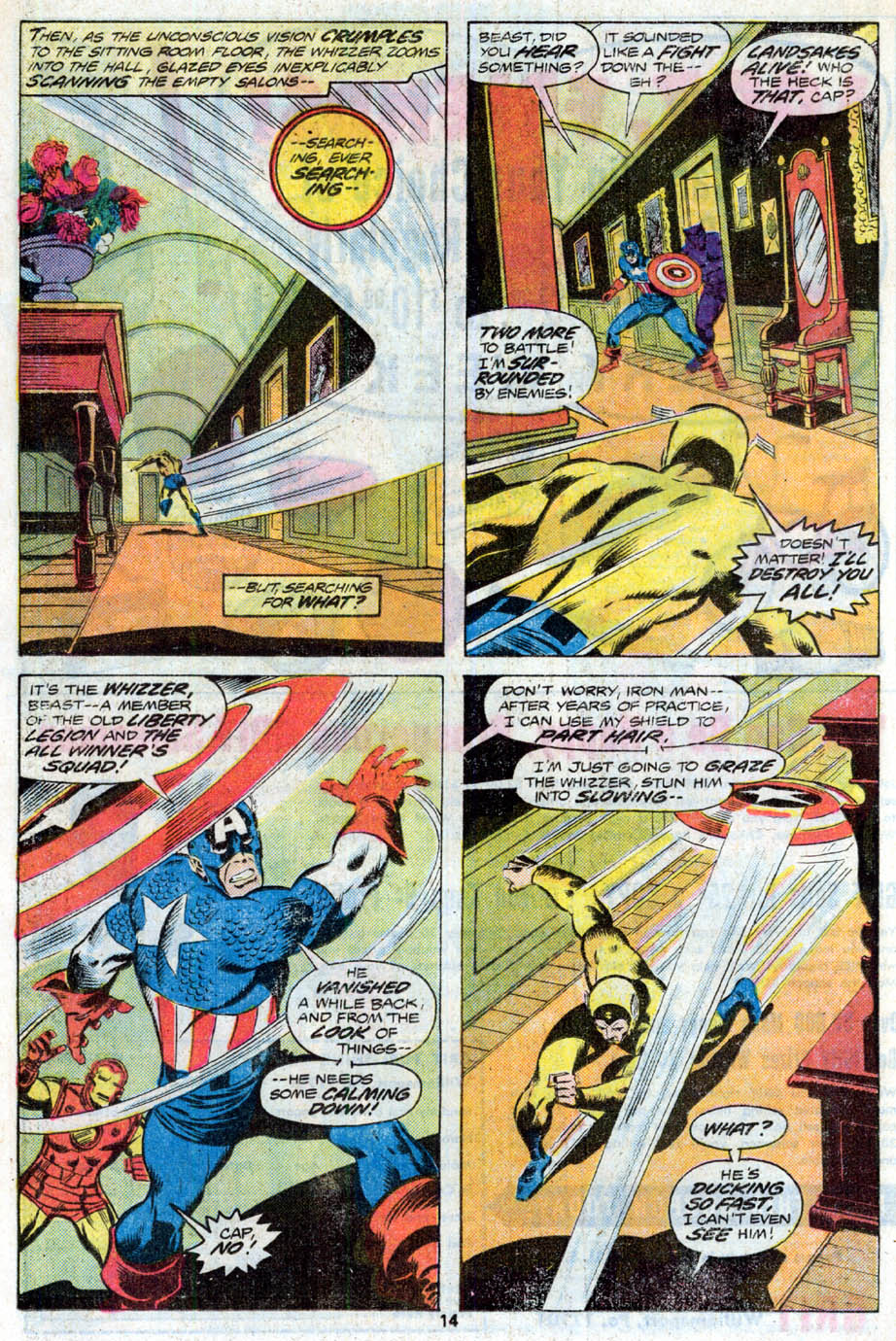 The Avengers (1963) 153 Page 8