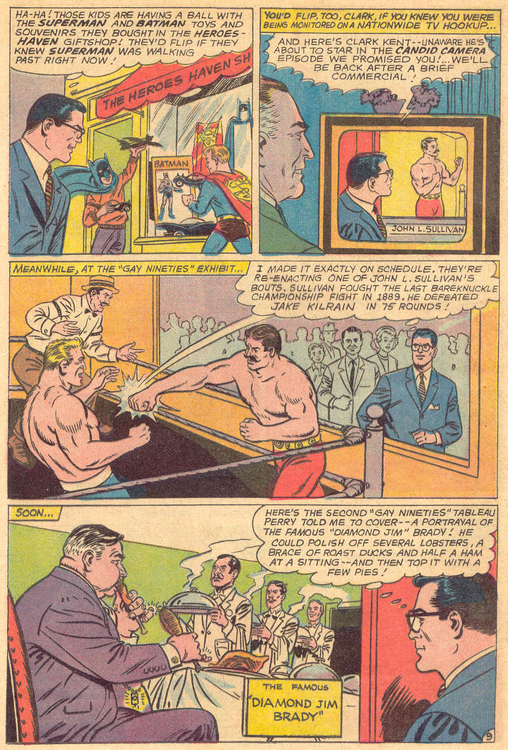 Read online Action Comics (1938) comic -  Issue #345 - 13