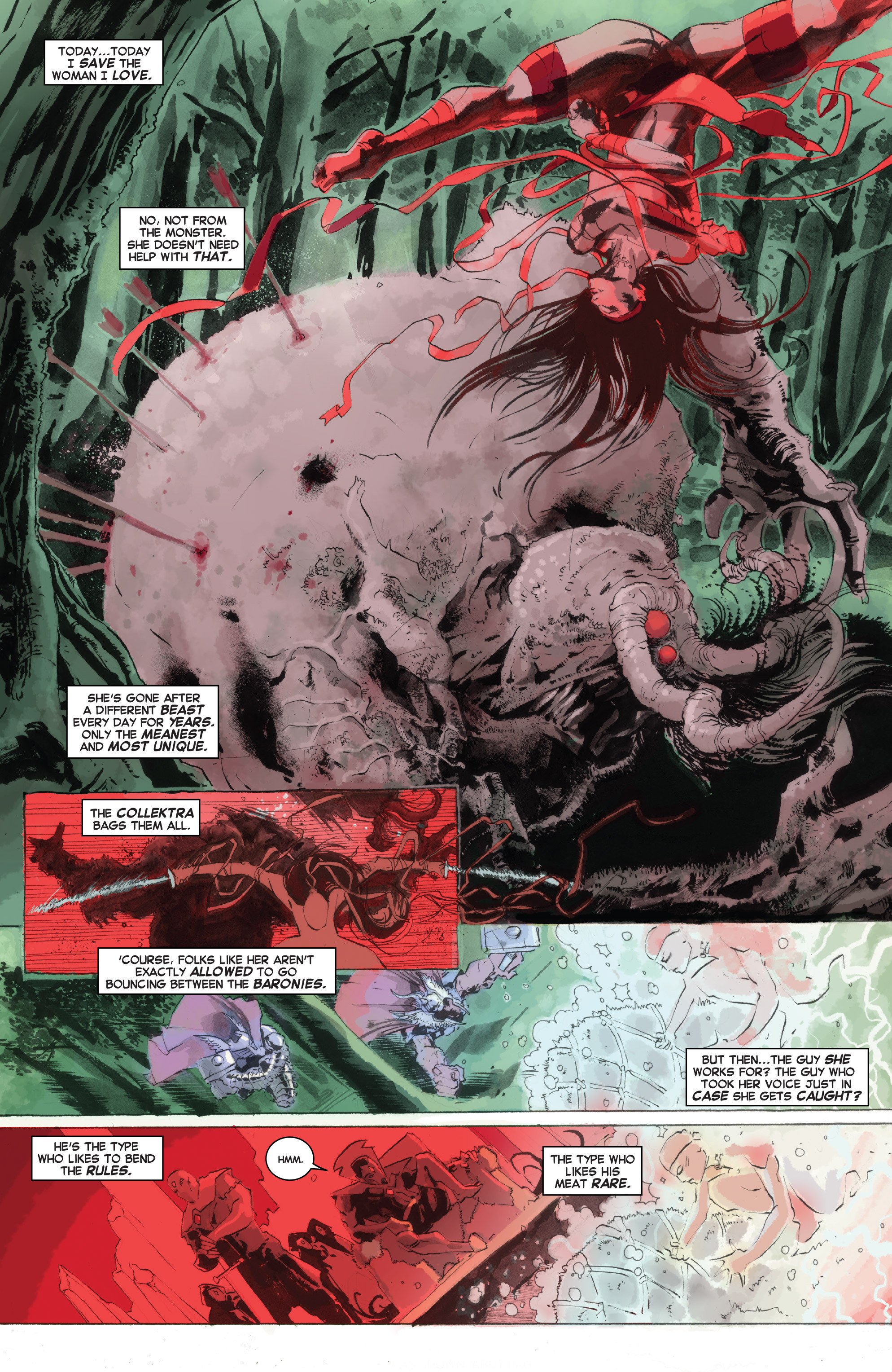 Read online Secret Wars Journal/Battleworld comic -  Issue # TPB - 37