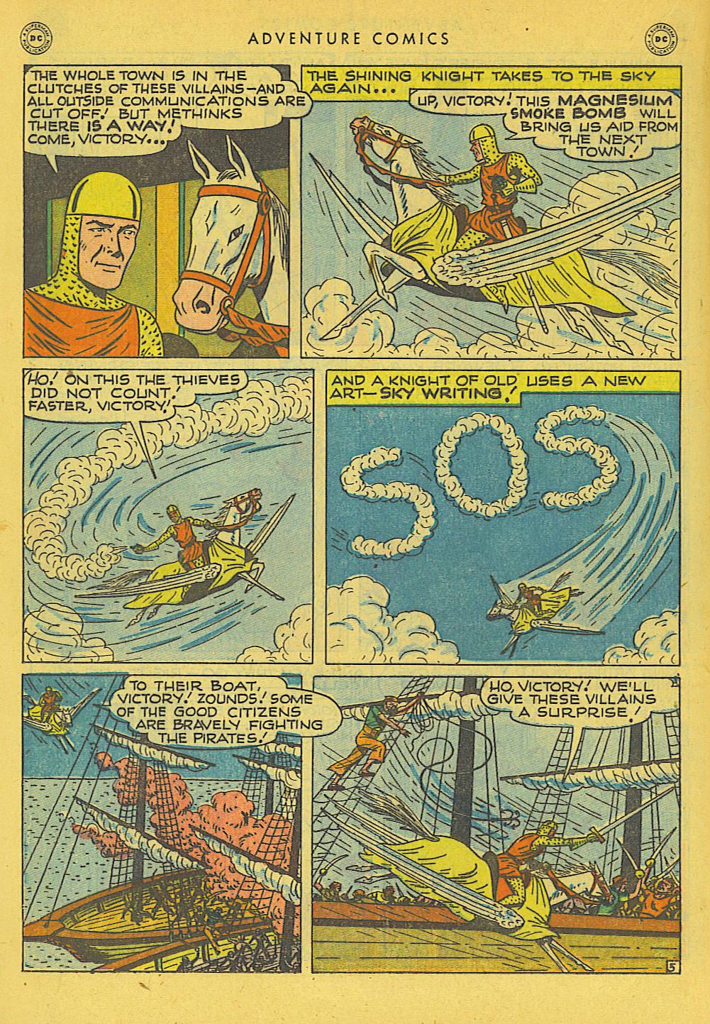 Read online Adventure Comics (1938) comic -  Issue #131 - 22