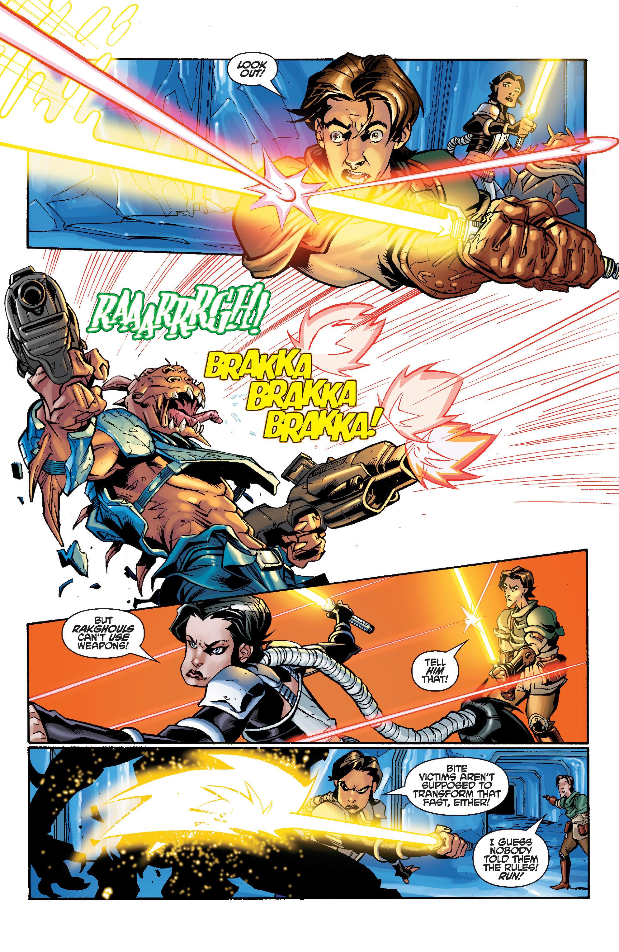 Read online Star Wars Omnibus comic -  Issue # Vol. 32 - 186