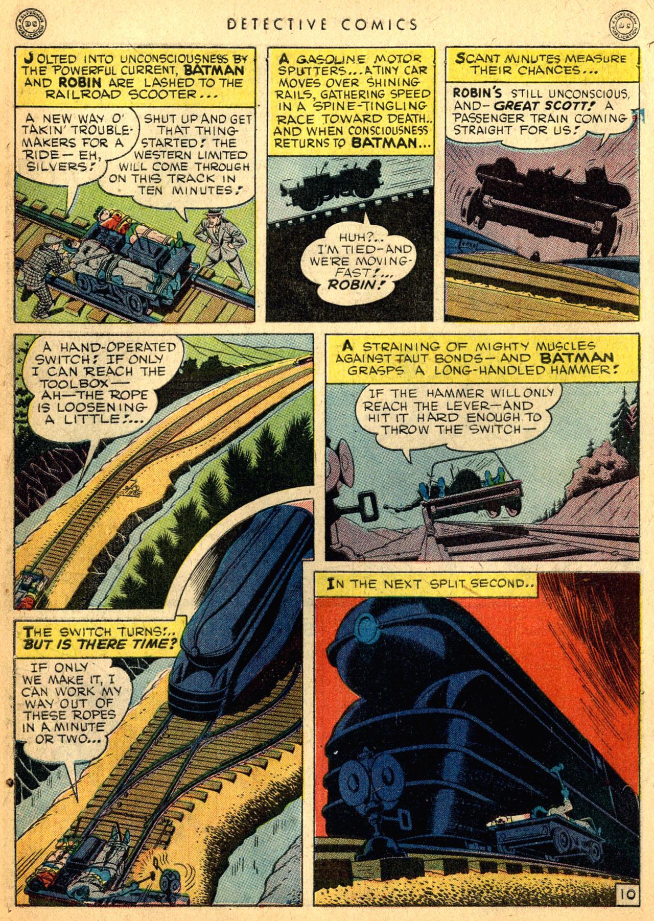 Read online Detective Comics (1937) comic -  Issue #98 - 12