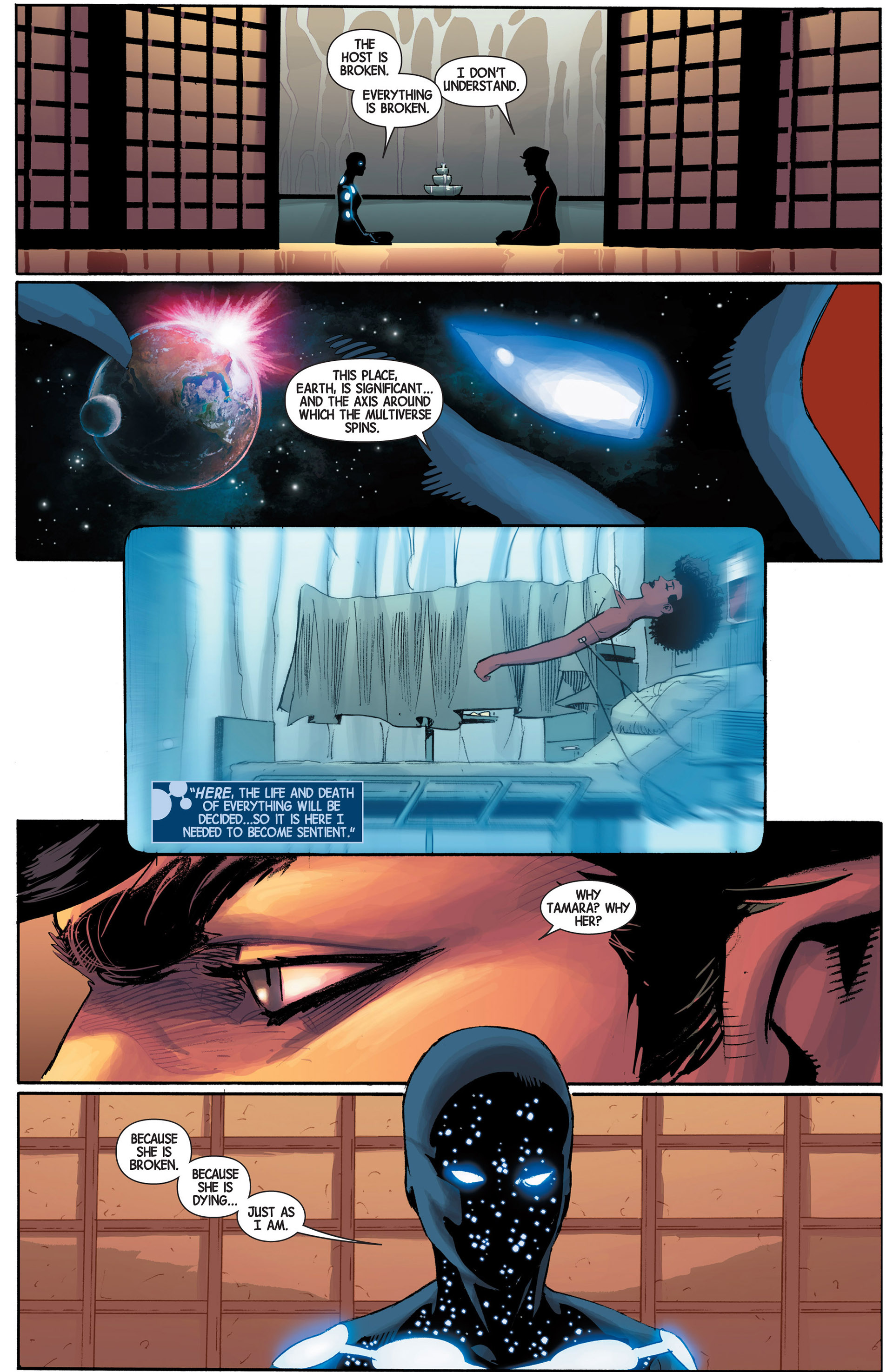 Read online Avengers (2013) comic -  Issue #6 - 18