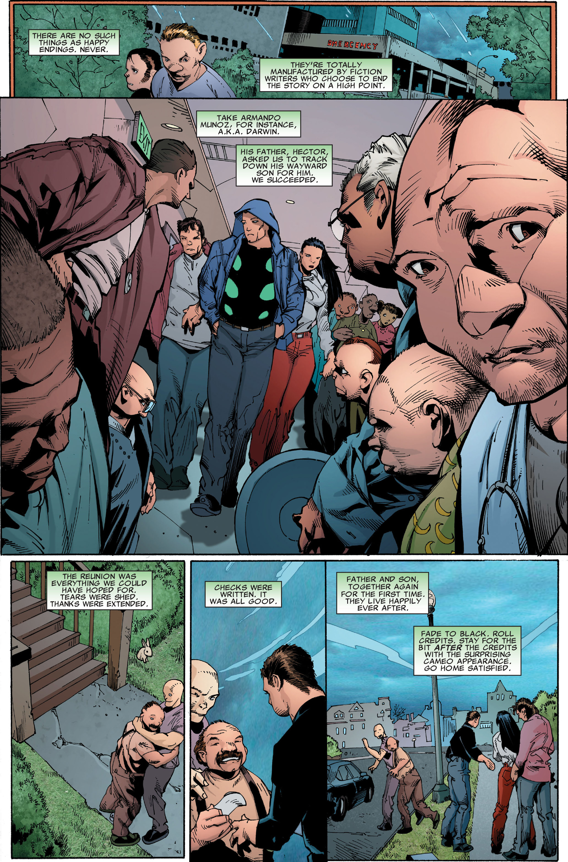 Read online X-Factor (2006) comic -  Issue #35 - 5
