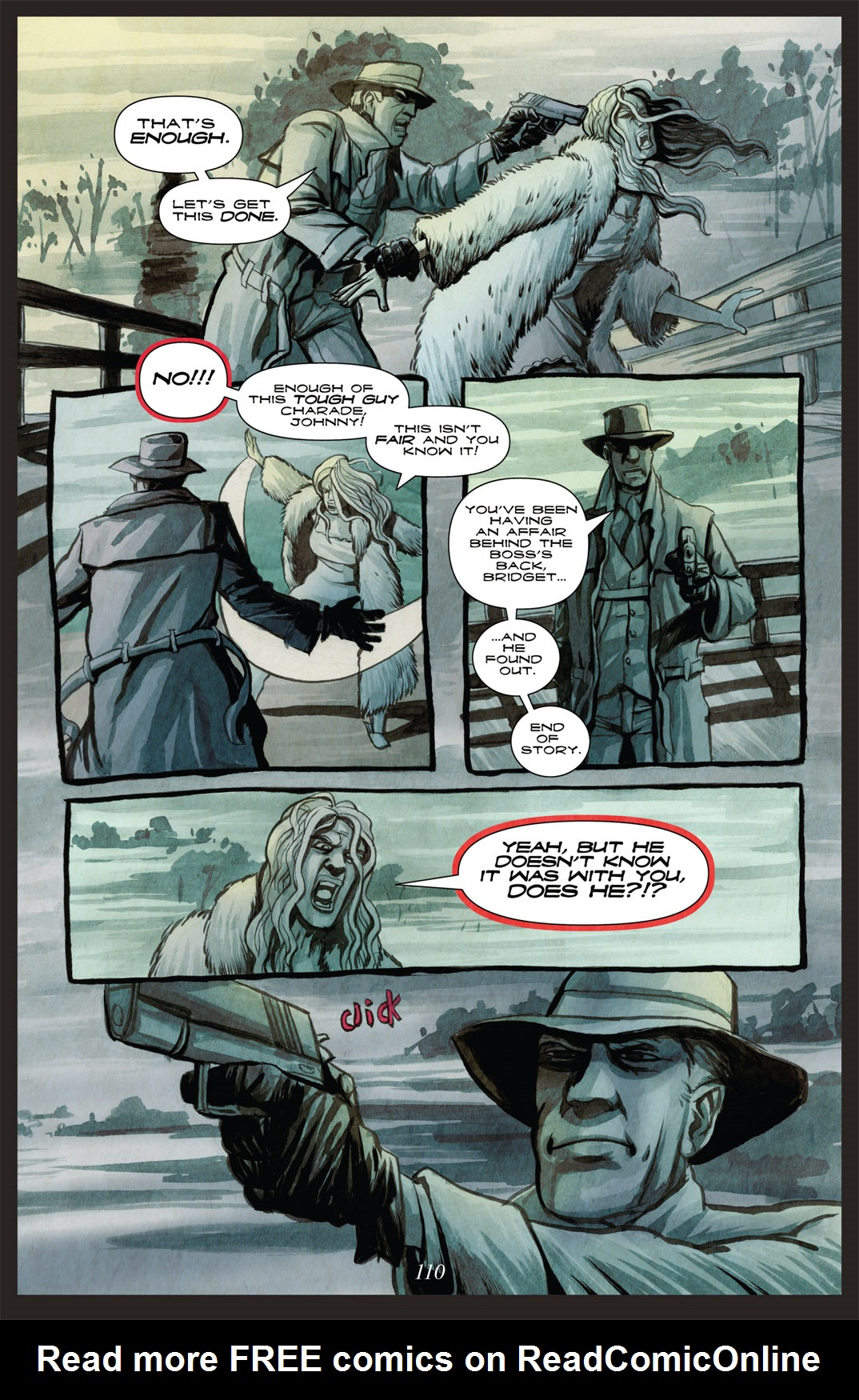 Read online Nightmare World comic -  Issue # Vol. 2 Leave the Light On - 111