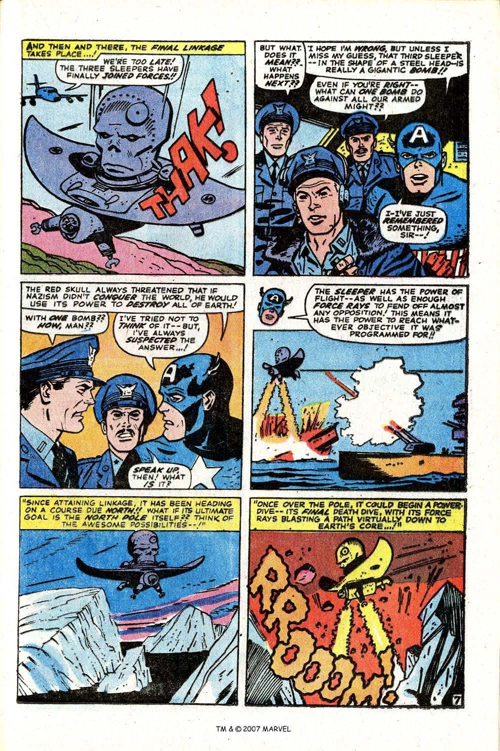 Read online Captain America (1968) comic -  Issue # _Annual 2 - 37