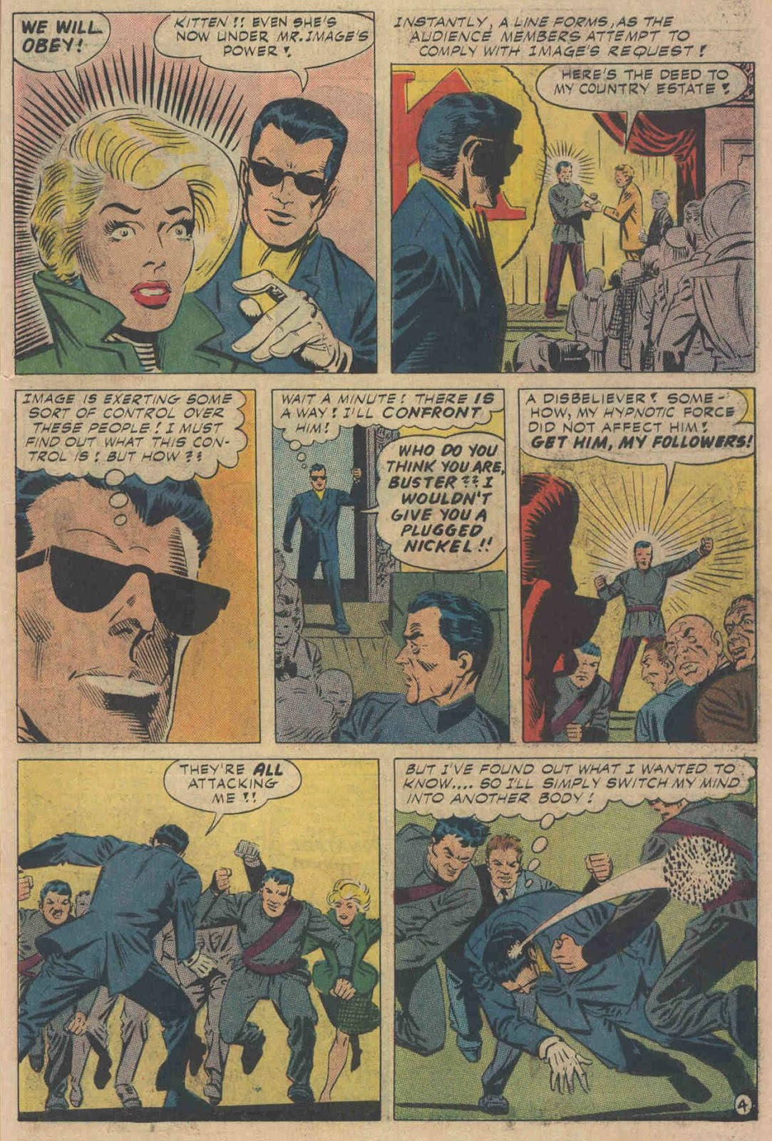 T.H.U.N.D.E.R. Agents (1965) issue 6 - Page 59