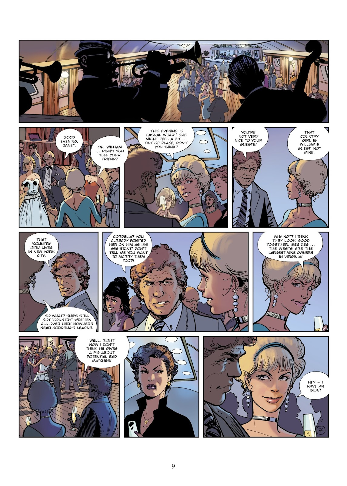 XIII Mystery issue 8 - Page 11