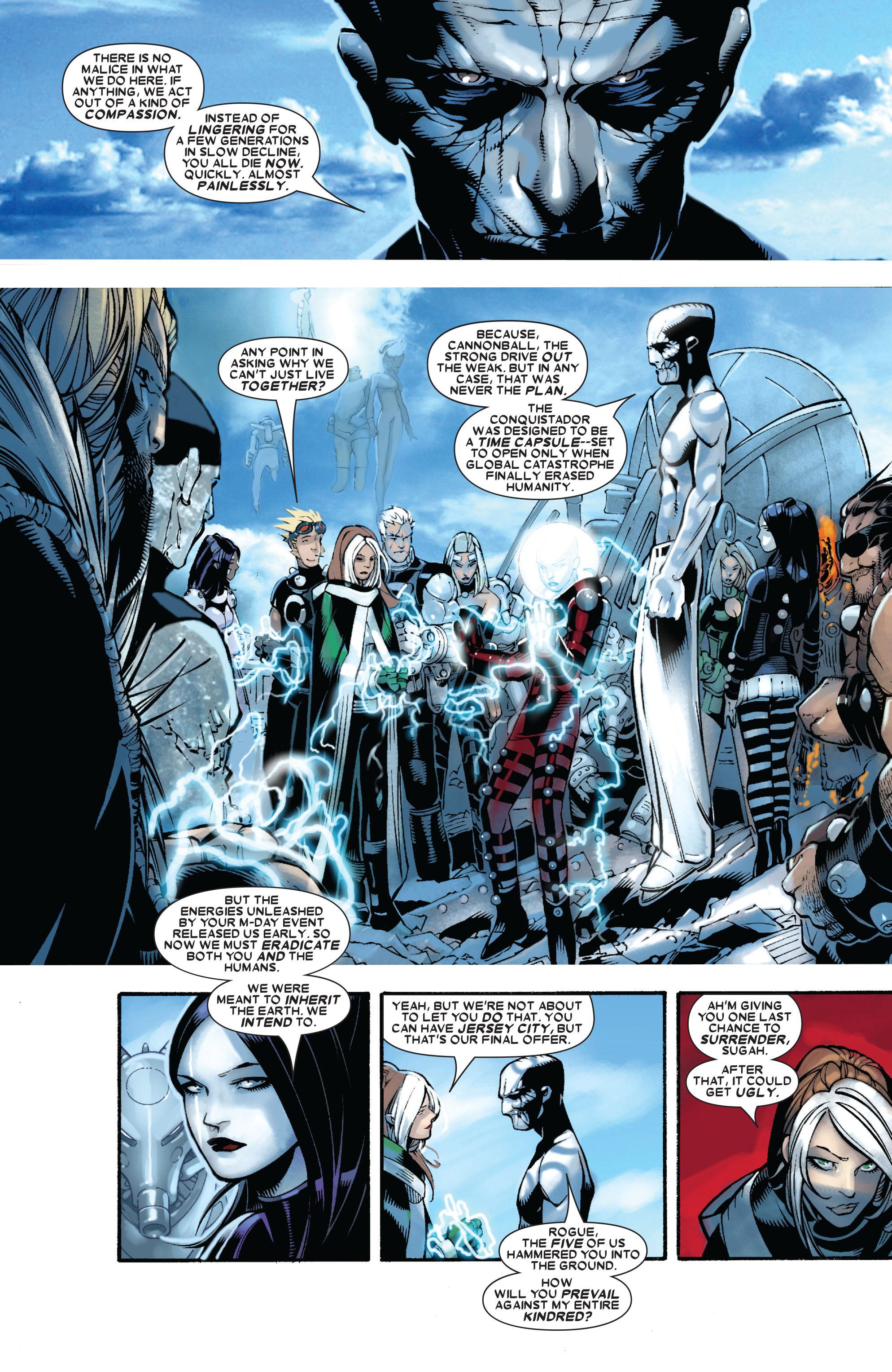X-Men (1991) 193 Page 4