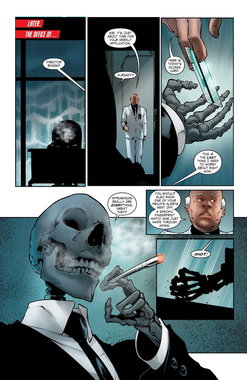 Read online Smallville Season 11 [II] comic -  Issue # TPB 5 - 49