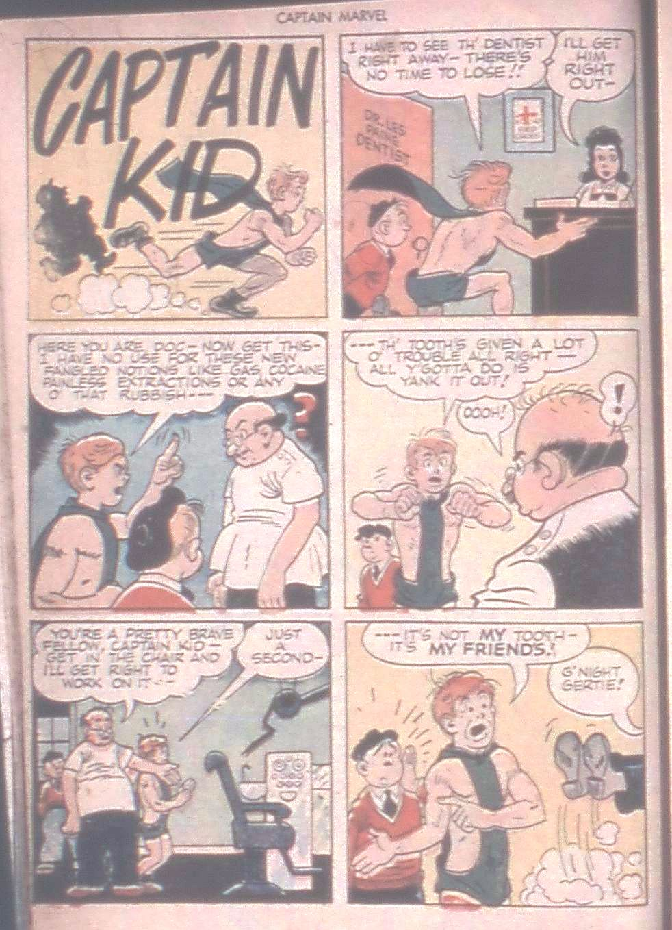 Captain Marvel Adventures issue 42 - Page 14
