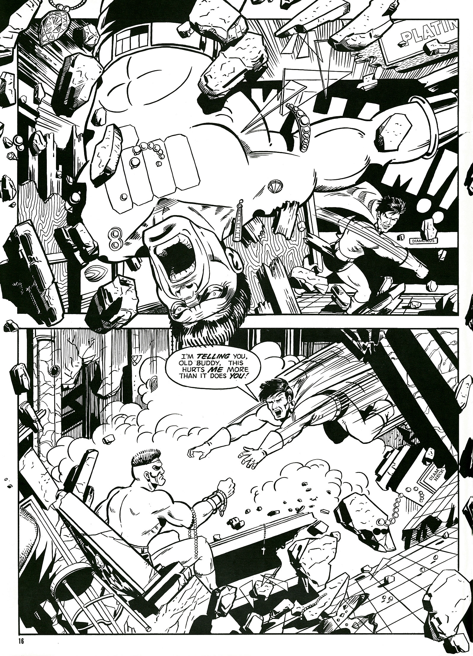 Read online Destroy!! comic -  Issue # Full - 18