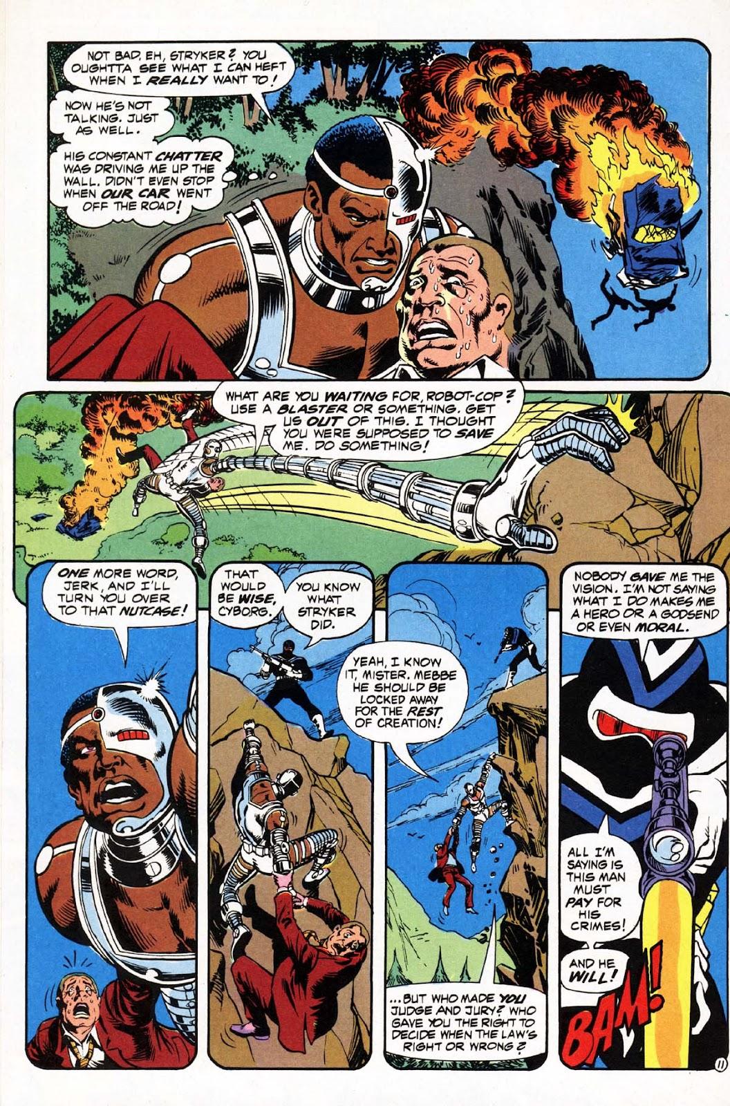 Vigilante (1983) issue 3 - Page 12