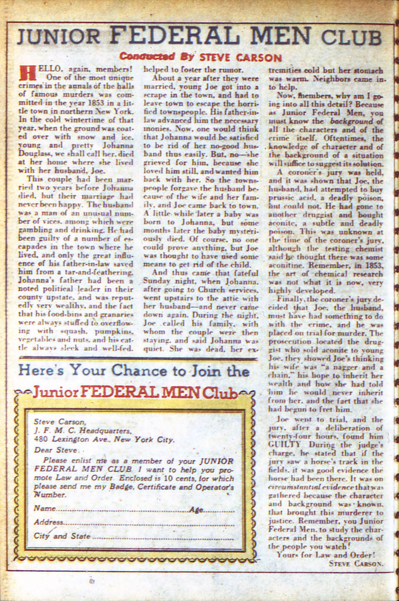 Read online Adventure Comics (1938) comic -  Issue #47 - 27