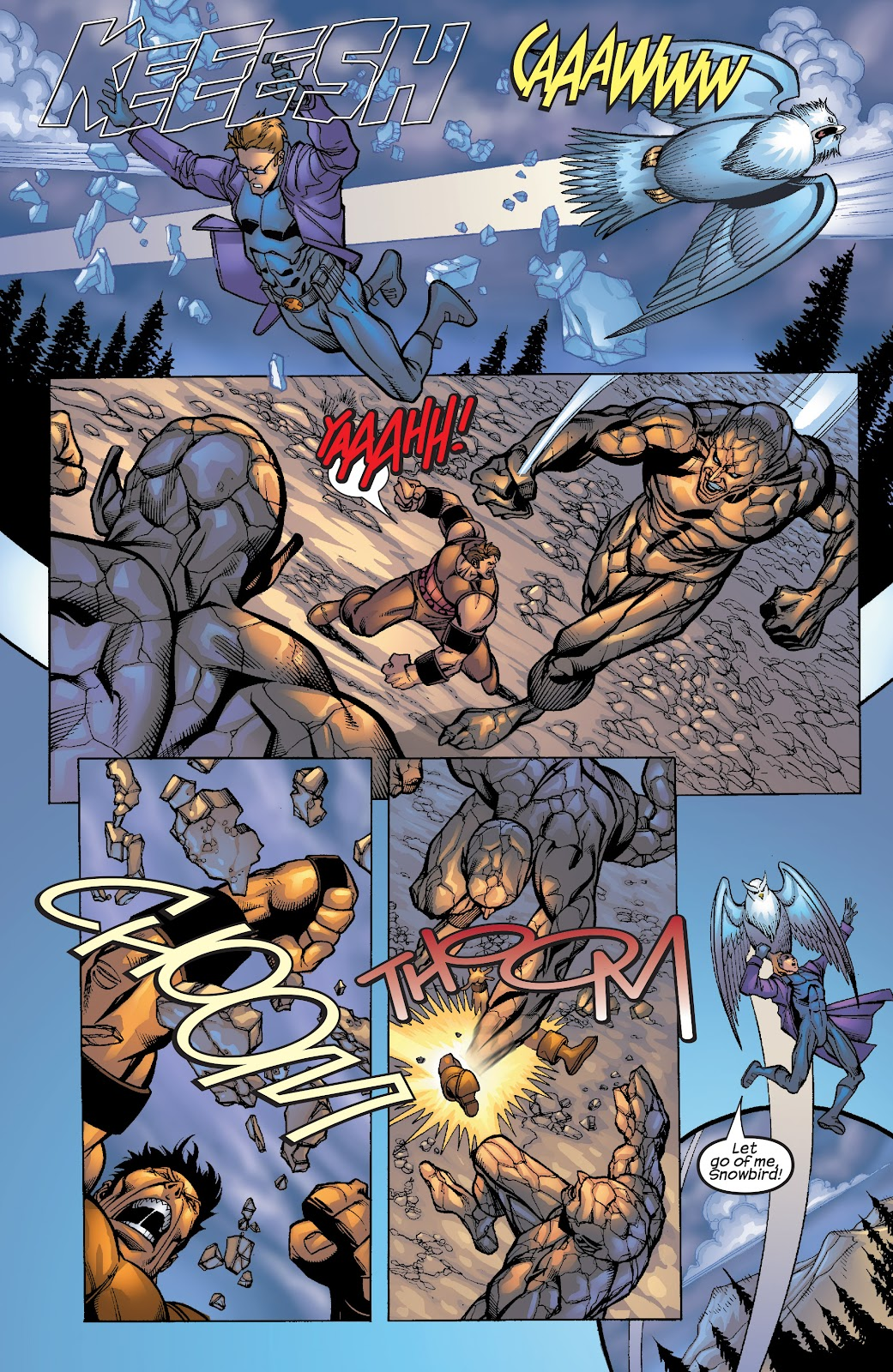 Read online X-Men: Unstoppable comic -  Issue # TPB (Part 4) - 61
