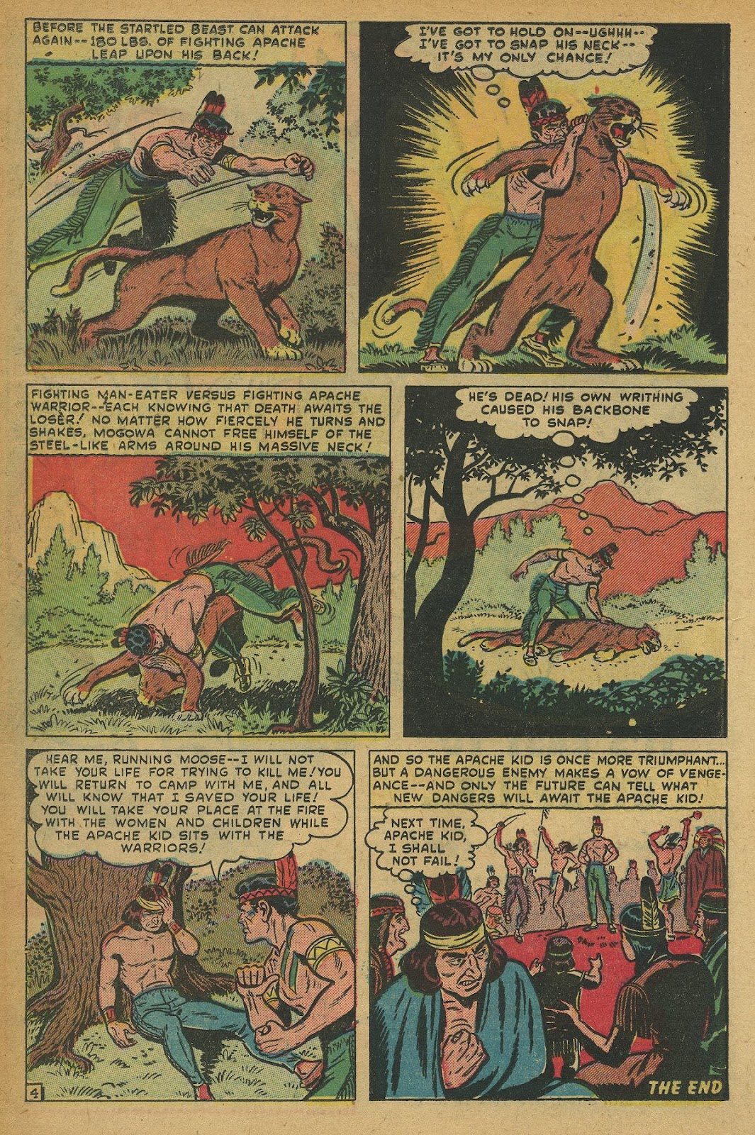 Apache Kid issue 3 - Page 16