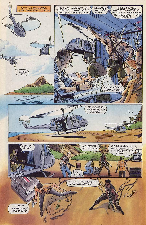 Read online Turok, Dinosaur Hunter (1993) comic -  Issue #3 - 10