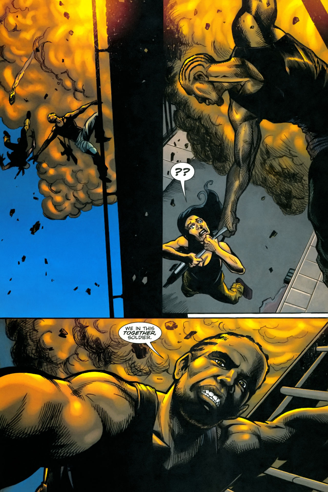 Read online The Exterminators comic -  Issue #23 - 10