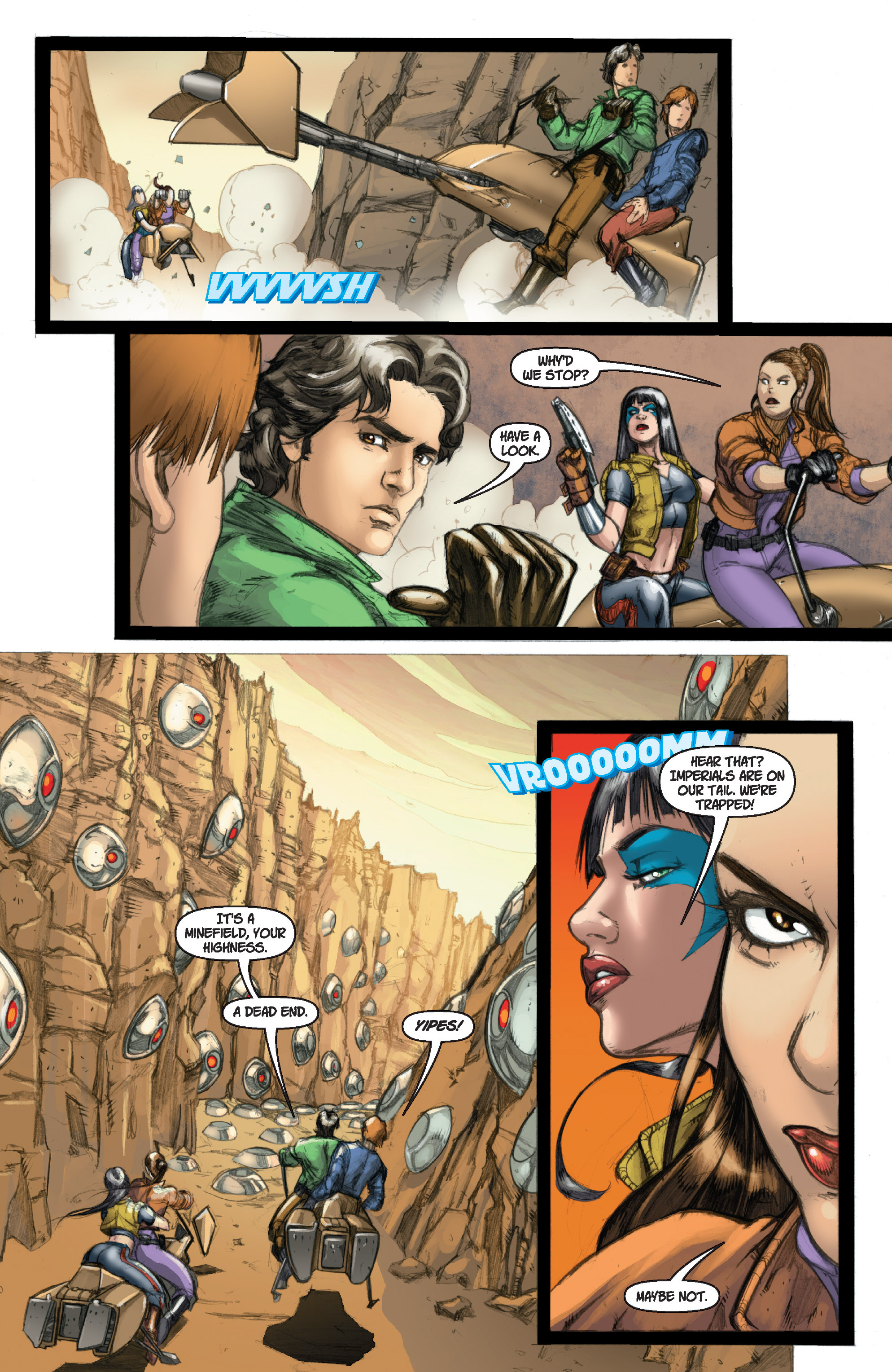 Read online Star Wars Omnibus comic -  Issue # Vol. 20 - 133