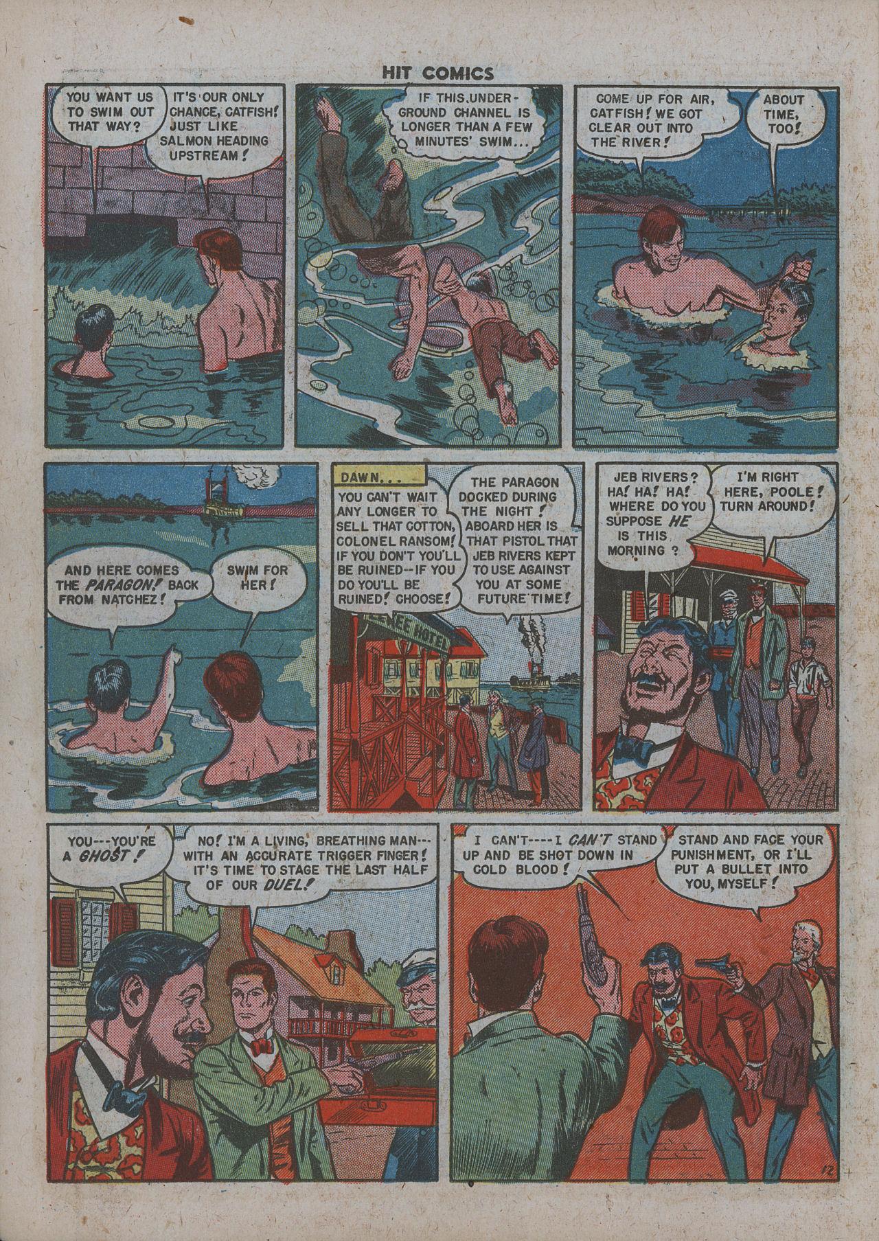 Read online Hit Comics comic -  Issue #63 - 14