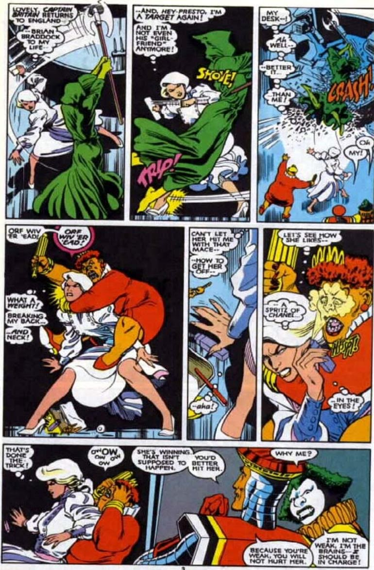 Excalibur (1988) issue 4 - Page 4