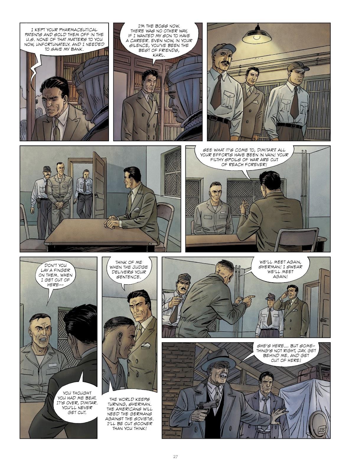 Read online Sherman comic -  Issue #6 - 27