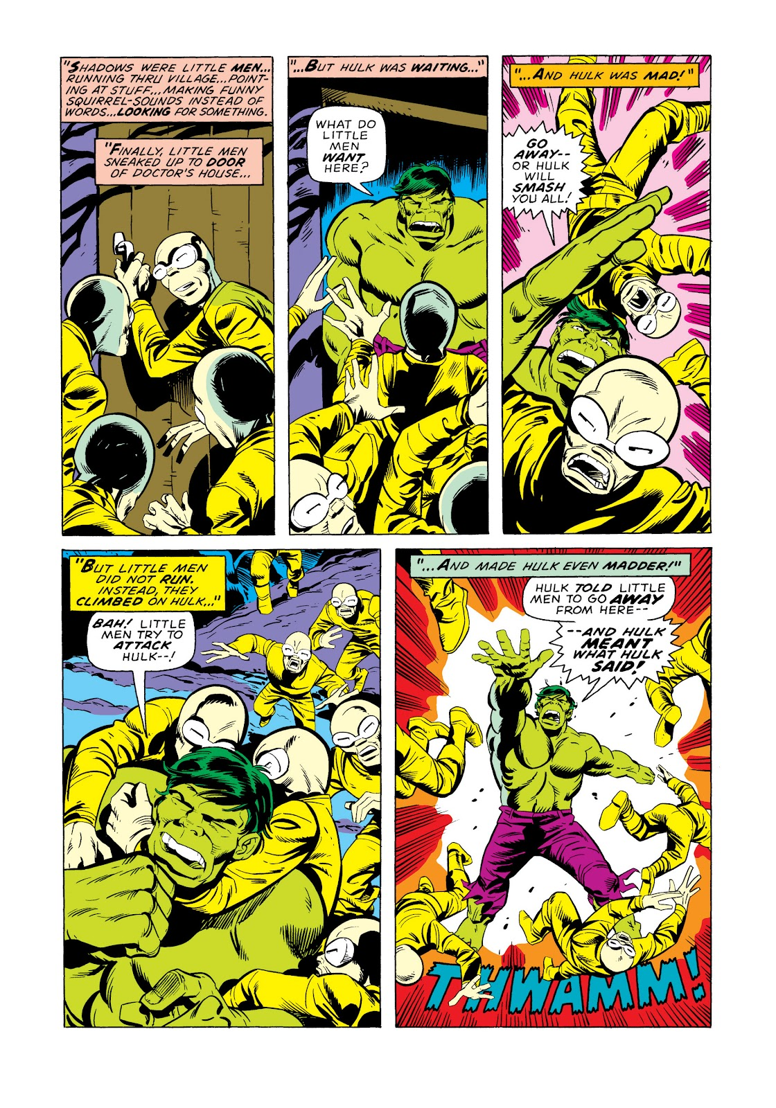 Read online Marvel Masterworks: The Incredible Hulk comic -  Issue # TPB 11 (Part 2) - 8