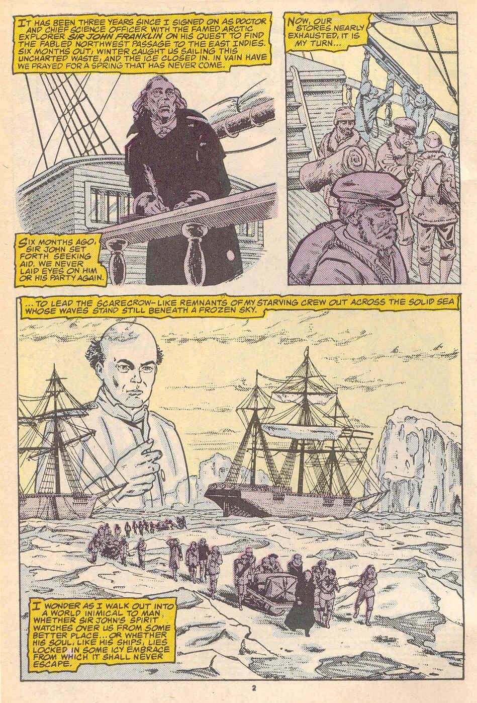 Read online Alpha Flight (1983) comic -  Issue #37 - 3