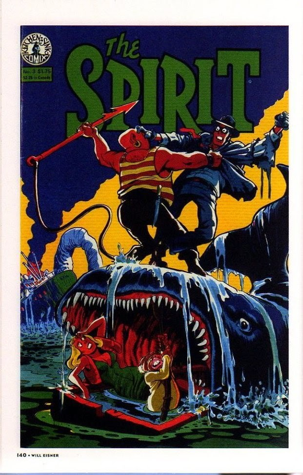 Read online Will Eisner's The Spirit Archives comic -  Issue # TPB 26 (Part 2) - 47
