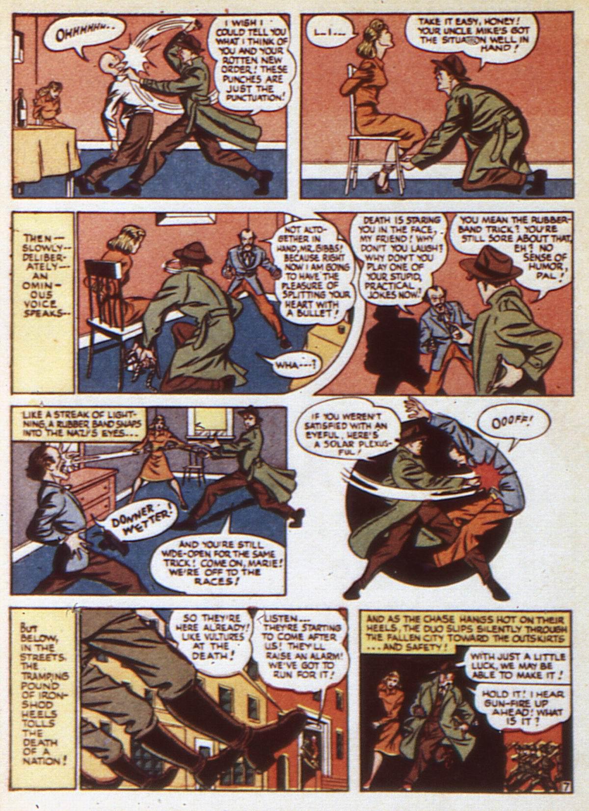 Read online Adventure Comics (1938) comic -  Issue #84 - 64